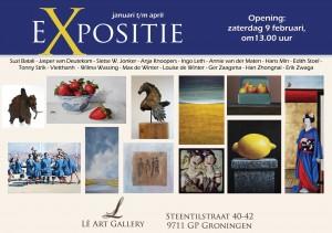 expositie lê Art Gallery